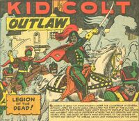 Legion of the Dead (Mexican Outlaws) (Earth-616) from Kid Colt Outlaw Vol 1 22 0001