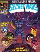 Marvel Super Heroes Secret Wars (UK) Vol 1 8
