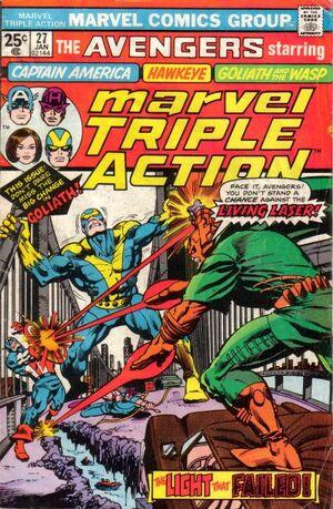 Marvel Triple Action Vol 1 27