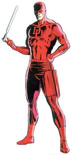 Matthew Murdock (Earth-616) from Official Handbook of the Marvel Universe Vol 2 3 0001