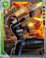 Natalia Romanova (Earth-616) from Marvel War of Heroes 008