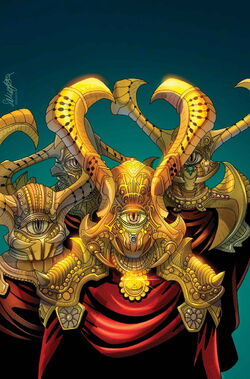 New Avengers Vol 3 27 Textless