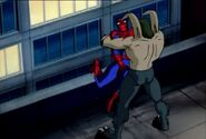 Peter Parker and Alistaire Smythe (Earth-92131) from Spider-Man The Animated Series Season 3 8 0001