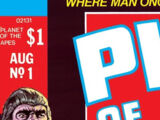 Planet of the Apes Vol 1 1