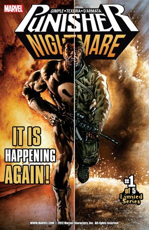 Punisher Nightmare Vol 1 1