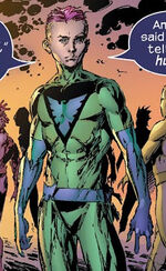 Quintavius Quire (Earth-15104) from New X-Men Vol 1 154 0001