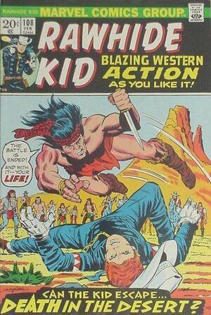 Rawhide Kid Vol 1 108