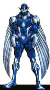 Shir Ydrn Talonis (Earth-616) from Official Handbook of the Marvel Universe A-Z Update Vol 1 5 0001