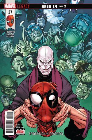 Spider-Man Deadpool Vol 1 27