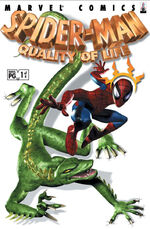 Spider-Man Quality of Life Vol 1 1