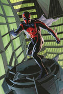 Superior Spider-Man Vol 1 18 Jones Variant Textless