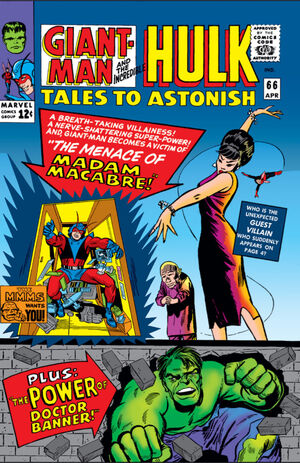 Tales to Astonish Vol 1 66