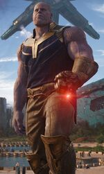 Thanos (Earth-199999) from Avengers Infinity War 0002