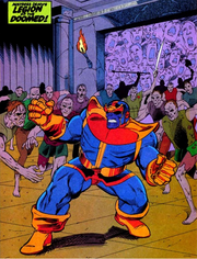 Thanos (Earth-616) from Marvel Comics Presents Vol 1 108