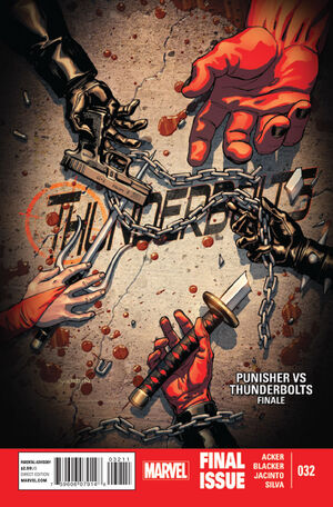 Thunderbolts Vol 2 32
