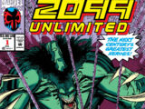 True Believers: Hulk - Hulk 2099 Vol 1 1