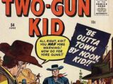 Two-Gun Kid Vol 1 54