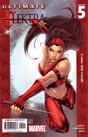 Ultimate Elektra Vol 1 5