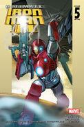 Ultimate Iron Man II Vol 1 5