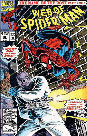Web of Spider-Man Vol 1 88