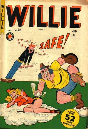 Willie Comics Vol 1 22