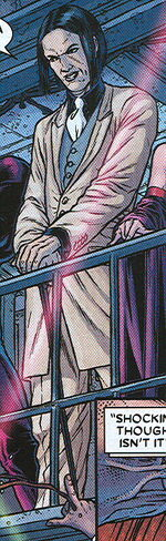 Winsor (Earth-616) from Wolverine The Best There Is Vol 1 1