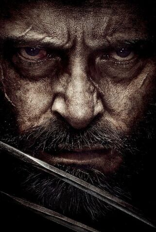 File:Wolverine Logan Face Poster.jpg