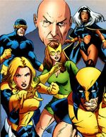 X-Men (Earth-Unknown) from Marvel Adventures Super Heroes Vol 2 10 001