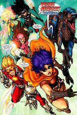 Young Avengers (Earth-2912) from What If? Secret Wars Vol 1 1 002