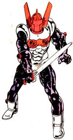 Acroyear (Earth-616) from Micronauts Vol 1 46 0001