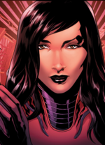 Aisa (Earth-616) from Spider-Man 2099 Vol 3 5 001