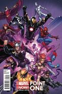 All-New Marvel NOW! Point One Vol 1 1.NOW McNiven Variant