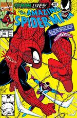 Amazing Spider-Man Vol 1 345