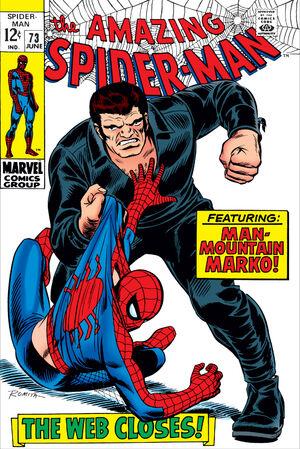 Amazing Spider-Man Vol 1 73