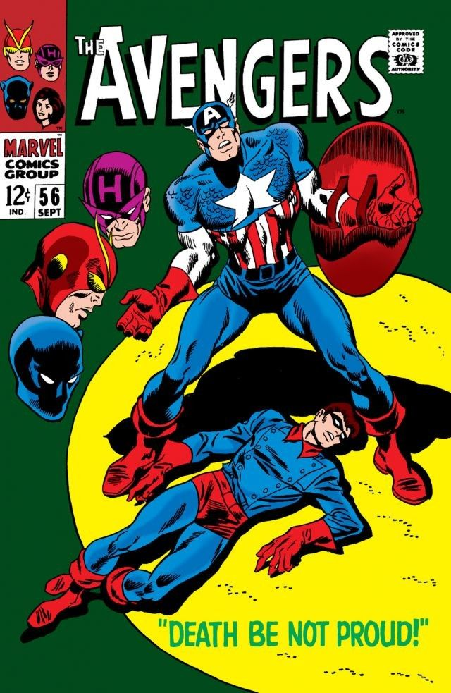 Image result for avengers 56