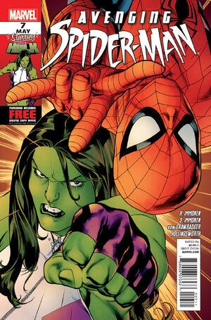 Avenging Spider-Man Vol 1 7