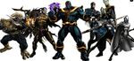 Black Order (Earth-12131) Marvel Avengers Alliance