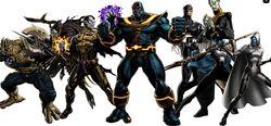Black Order (Earth-12131) Marvel Avengers Alliance