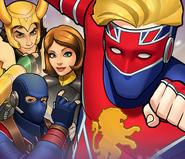 Brian Braddock (Earth-TRN562) from Marvel Avengers Academy 005