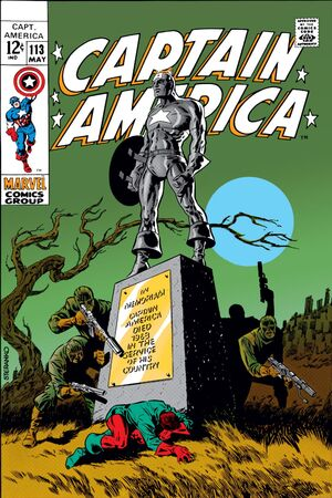 Captain America Vol 1 113
