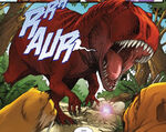 Devil Dinosaur (Earth-97161) from Lockjaw and the Pet Avengers Vol 1 2 001