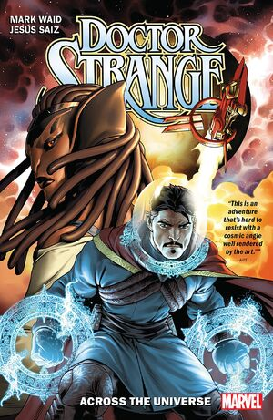 Doctor Strange by Mark Waid Vol 1 1