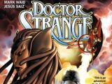 Doctor Strange by Mark Waid Vol 1 1: Across The Universe
