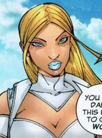 Emma Frost (Earth-600123) from New X-Men Vol 2 10 0002