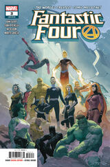 Fantastic Four Vol 6 3