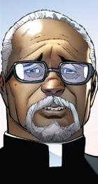 Father James (Earth-616) from Legendary Star-Lord Vol 1 1 001