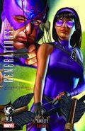 Generations Hawkeye & Hawkeye Vol 1 1 Unknown Comic Books Exclusive Variant A