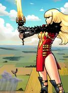 Horn of Africa from Avengers vs. X-Men Vol 1 6 001