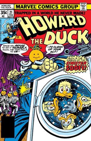 Howard the Duck Vol 1 21