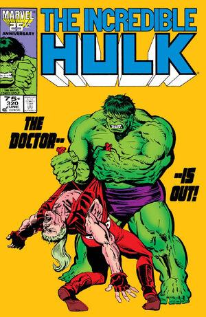 Incredible Hulk Vol 1 320